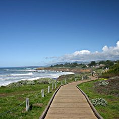 Explore San Simeon and Cambria, CA. Via T+L (www.travelandleisure.com).   If I was in LA and could drop everything for a weekend get away . . . San Simeon & Cambria are calling my name. What a great part of the Cali coast!