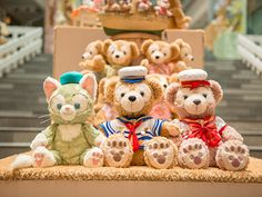 Journey With Duffy Costumes