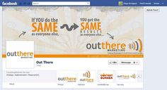 TimeLine for 'Out There' Facebook page  http://on.fb.me/KE3iCv  http://on.fb.me/pgdsgnr