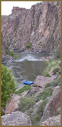 Arkansas River White Water Rafting Colorado Royal Gorge Adventures