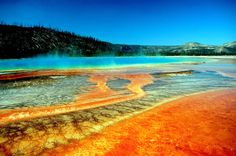 Yellowstone Park, Wyoming