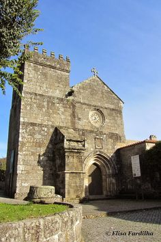 The Monastery of San Pedro de Cête, one of the oldest in Portugal, is located in the  municipality of Paredes. Was classified as a National Monument since 1910, and integrates the Route of the Romanesque, of Vale do Sousa.