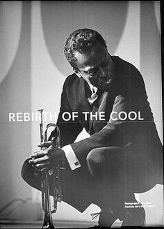 Love this photo of my favorite jazz musician. ...♡Miles