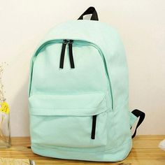 Fresh Pure Color Solid Rucksack School Bag For Girl Canvas Backpacks For B., Cheap Fresh Pure Color Solid Rucksack School Bag For Girl Canvas Backpacks For B., Cheap Fresh Pure Color Solid Rucksack School Bag For Girl Canvas Backpacks For B. Cute Backpacks, Girl Backpacks, School Backpacks, Canvas Backpacks, Leather Backpacks, Leather Bags, Cute School Bags, School Bags For Girls, Girls Bags