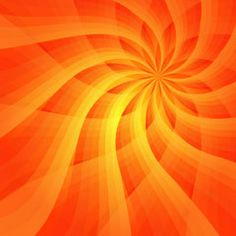 abstract orange color pattern