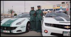 Top 10 Autos Super Deportivos de la Policía de Dubai