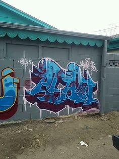 Pueblo Co graffiti