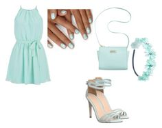 """""""Think Mint"""" by hannahmcpherson12 ❤ liked on Polyvore featuring Marc Fisher, maurices, Wet Seal and Office"""