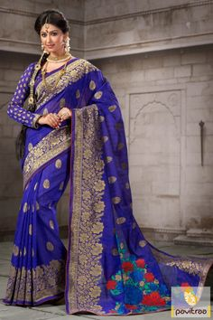 Modern yet fashionable this beautiful blue color art silk party wear saree online shopping at cheapest price in India. Buy online this stunning art silk saree with discount offer rate.#partywearsaree, #partysaree, #designerpartysaree, #embroiderysaree, #designersaree, #netpartywearsaree, #discountoffer,   #pavitraafashion, #utsavfashion, #onlinesareeshopping, #printedpartysaree, #silkpartysaree http://www.pavitraa.in/store/party-wear-saree/ callus:+91-7698234040