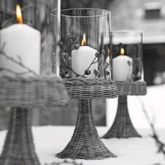*Candles (Touch of Color)