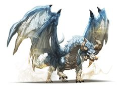 Cloud Dragon - Pathfinder PFRPG DND D&D d20 fantasy