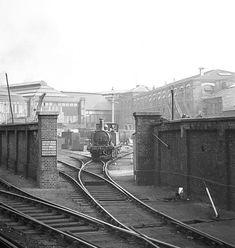Brighton Works Brighton Sussex, Brighton England, London Brighton, Brighton And Hove, London Docklands, Old Train Station, Rail Transport, Steam Railway, Southern Railways