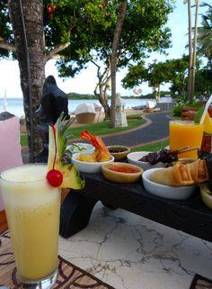 Great Food at Westin Nusa Dua, Bali - Indonesia