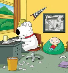 Family Guy Funny, University Hall, Going Back To College, Free Advice, Face Down, Take A Nap, Most Favorite, Season 4, First Photo