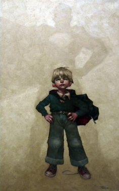 Boy Of Steel - Craig Davison
