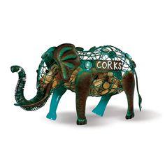 Picnic Plus Elephant Cork Caddy