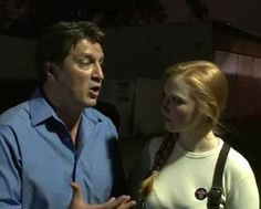 Castle Bonus Clip: Nathan Fillion and Molly Quinn Behind the Scenes of the Thrilling Adventure Hour (VIDEO)