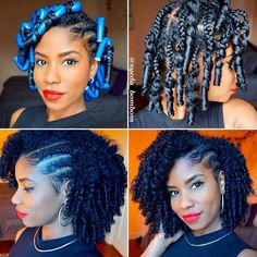 How To Style Natural Hair Brilliant 1935 Likes 23 Comments  Natural Hair Amazingnaturalhair On In
