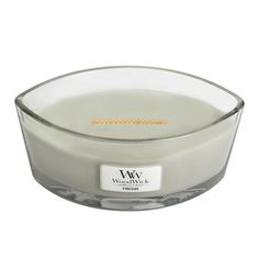 Fireside Large Oval HearthWick Flame® Candle by WoodWick®