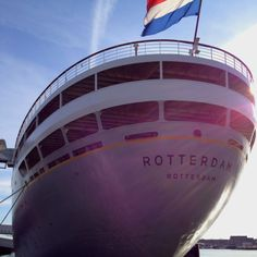 SS Rotterdam: het mooiste kontje van Rotterdam