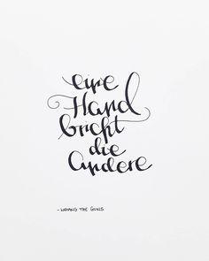 lettering handlettering brushlettering calligraphy kalligraphie fauxcalligraphy type dailytype thedailytype handmadefonthellip