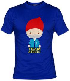 Camiseta The Life Aquatic with Steve Zissou