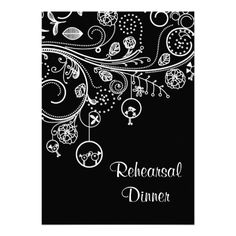 DealsSwirls, birds black white wedding Rehearsal Dinner InvitationsWe have the best promotion for you and if you are interested in the related item or need more information reviews from the x customer who are own of them before please follow the link to see fully reviews