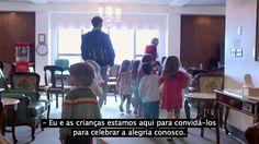 Present Perfect - Idosos na pré-escola (Legendado)