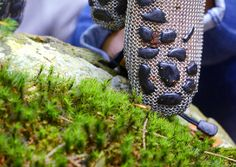 By the way, the Paleos® Chainmail shoes are ideally suited for functional training on natural subsoils! #chainmailshoes von #gostbarefoots #savage #wildlife #fishing #wading #hiking #running #trairunning #safety #protection #perception #nature #fun #barefootshoes #barfußschuhe