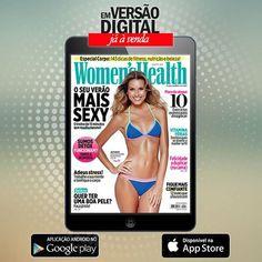 Sumos DETOX funcionam? »» Temos a resposta! Leia na edição de Agosto da revista Women's Health Já disponível em formato digital para iOS e Android » http://s.mpl.pt/ICHRe7 #detox #saúde #vidasaudável #Drink6