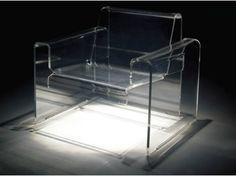 Emme chair   Metacrilato Cristal   designer:Emerson Borges