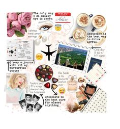 """A Little About Me"" by newyorkismysoul ❤ liked on Polyvore featuring art"