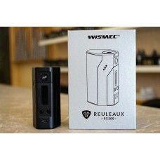 WISMEC REULEAUX RX 200 Ni/Ti/SS TC