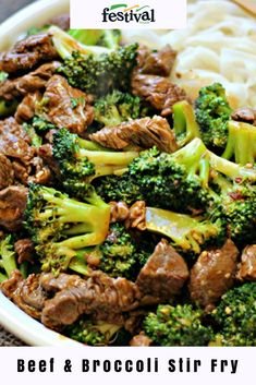 With This Tasty Recipe For Beef Amp Broccoli Stir Fry Youll Never