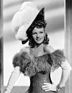 Rita Hayworth in Off-shoulder is listed (or ranked) 21 on the list Hottest Rita Hayworth Photos
