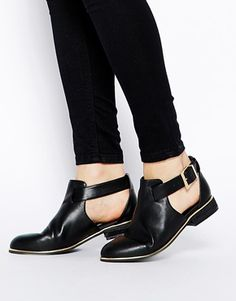 Vergrößern ASOS – MOJO – Flache Schuhe