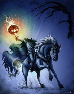 Headless Horseman - The original Bad Ass!