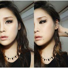 leesusu cl's makeup