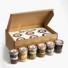 The Funky Monkey: Wicked Good Cupcakes in a Jar