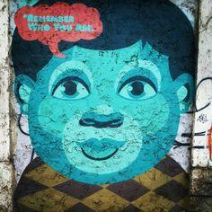 #streetart #streetartlisbon #lisboa #lisbon #lisbona