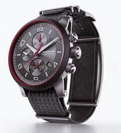 몽블랑, 스마트한 시계줄 공개한다 - 얼리어답터