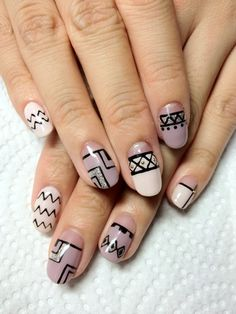 cool nail designs | Coolest Spring Nail Art Ideas