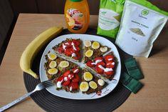Fitloveblog - Jak zdrowo zacząć dzień?Omlet z cukinią!