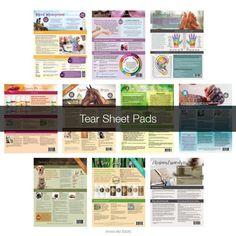 All Tear Sheet Pads