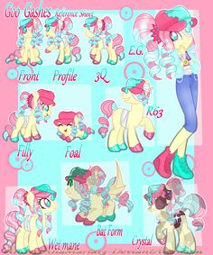 my little pony glittering cloud - Pesquisa Google