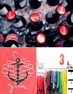 Party Palette: Coca-Cola Red   Brights