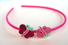 Soutache Pattern, Hair Clips, Girl Fashion, Butterfly, Crochet, Bracelets, Crafts, Handmade, Flower