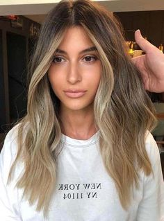 cool See here our best ever collection of blonde balayage hair colors and highlights. These are amazing styles of hair colors for various hair lengths. So, try these best shades of hair colors to show off right now. CONTINUE READING Shared by: VeilOfGrace Brown Ombre Hair, Brown Blonde Hair, Ombre Hair Color, Hair Color Balayage, Cool Hair Color, Hair Colors, Blonde Color, Brown With Blonde Balayage, Balayage Brunette Long