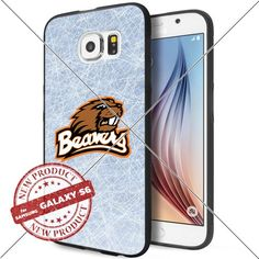 NEW Oregon State Beavers Logo NCAA #1443 Samsung Galaxy S6 Black Case Smartphone Case Cover Collector TPU Rubber original by WADE CASE [Ice] WADE CASE http://www.amazon.com/dp/B017KVLWO4/ref=cm_sw_r_pi_dp_kOjywb06MW4C6