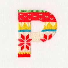 Maricor / Maricar: embroidery